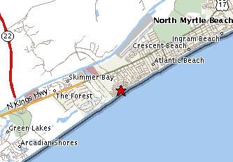 North Myrtle Beach Hotel